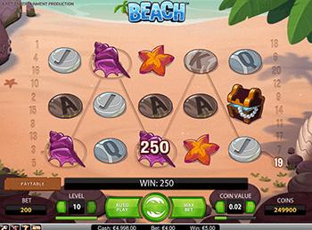 Игровой автомат Beach - фото № 1