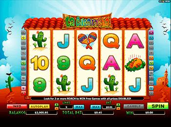 Игровой автомат La Cucaracha - фото № 1