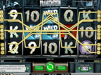 Игровой автомат Frankenstein - фото № 2