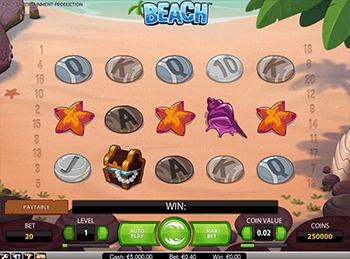 Игровой автомат Beach - фото № 4
