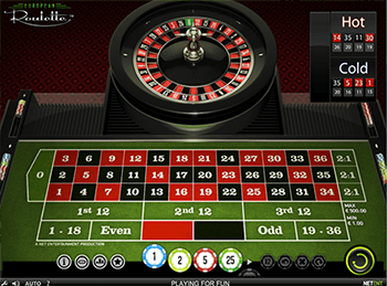 Игровой автомат European Roulette - фото № 2