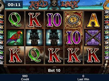 Игровой автомат Red Lady - фото № 2