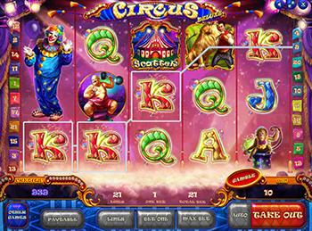 Игровой автомат Circus - фото № 6