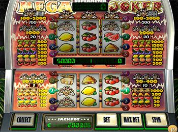 Игровой автомат Mega Joker - фото № 2