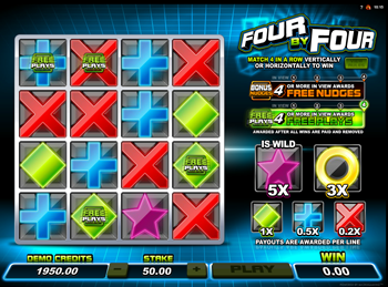 Игровой автомат Four By Four - фото № 2