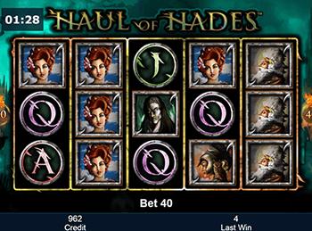 Игровой автомат Haul Of Hades - фото № 3