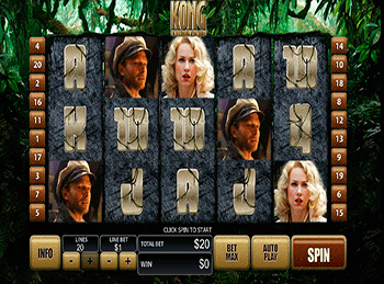 Игровой автомат King Kong - фото № 3
