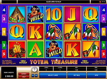 Игровой автомат Totem Treasure - фото № 4