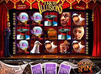 Игровой автомат True Illusions - фото № 4