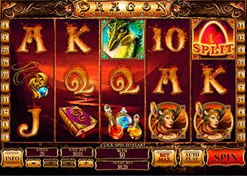 Игровой автомат Dragon Kingdom - фото № 4