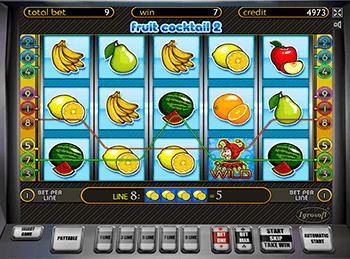 Игровой автомат Fruit Cocktail 2 - фото № 6
