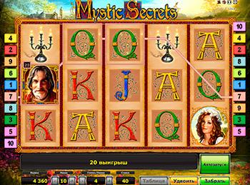 Игровой автомат Mystic Secrets - фото № 2