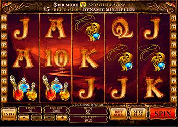 Игровой автомат Dragon Kingdom - фото № 1