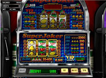 Игровой автомат Super Joker VIP - фото № 3