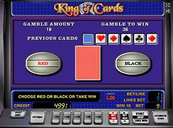 Игровой автомат King of Cards - фото № 5