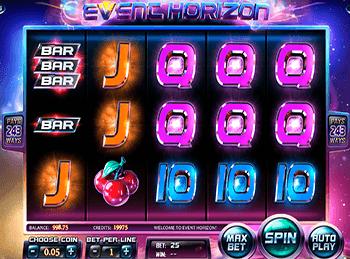 Игровой автомат Event Horizon - фото № 3