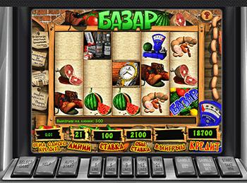 Игровой автомат Базар - фото № 2