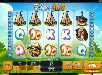 Игровой автомат Foxy Fortunes - фото № 2