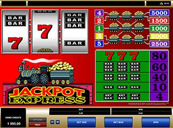 Игровой автомат Jackpot Express - фото № 2