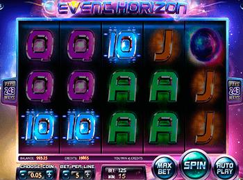 Игровой автомат Event Horizon - фото № 2