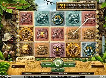 Игровой автомат Gonzo's Quest Extreme - фото № 6