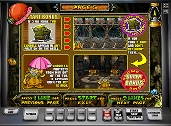 Игровой автомат Gnome - фото № 3