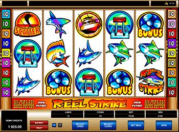 Игровой автомат Reel Strike - фото № 4