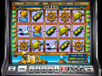 Игровой автомат Island - фото № 4