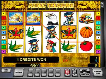 Игровой автомат Aztec Treasures 3D - фото № 3