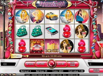 Игровой автомат Hot City - фото № 4