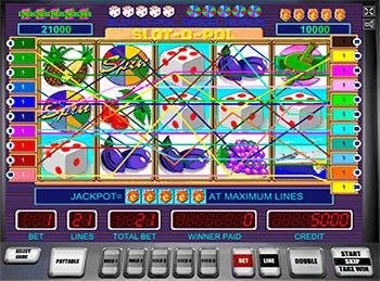 Игровой автомат Slot-O-Pol - фото № 6