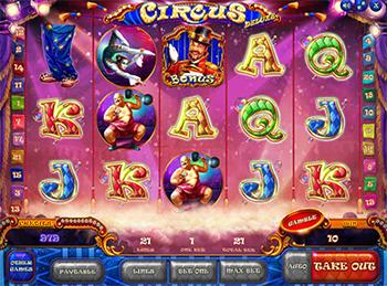 Игровой автомат Circus - фото № 1