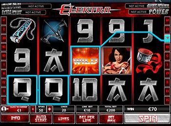Игровой автомат Elektra - фото № 4