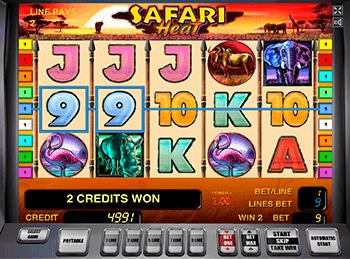 Игровой автомат Safari Heat - фото № 5