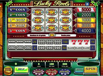 Игровой автомат Lucky Reels - фото № 3