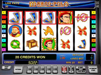 Игровой автомат Marco Polo - фото № 4