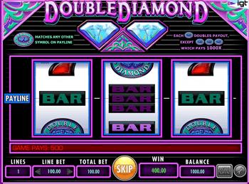 Игровой автомат Double Diamond - фото № 3