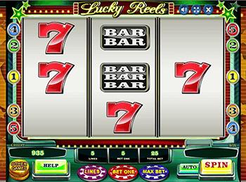 Игровой автомат Lucky Reels - фото № 2