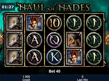 Игровой автомат Haul Of Hades - фото № 1