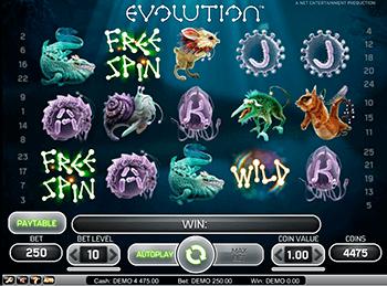 Игровой автомат Evolution - фото № 3