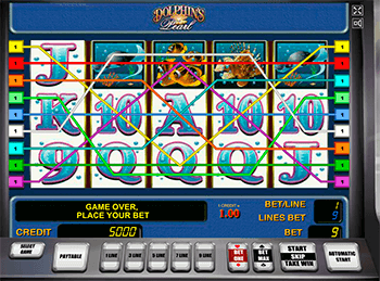 Игровой автомат Dolphin's Pearl - фото № 6