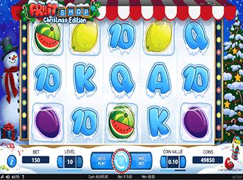 Игровой автомат Fruit Shop Christmas Edition - фото № 5