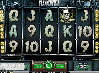 Игровой автомат Frankenstein - фото № 1