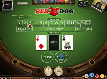 Игровой автомат Red Dog Progressive - фото № 4