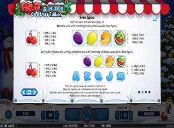 Игровой автомат Fruit Shop Christmas Edition - фото № 2