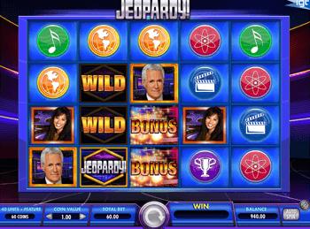 Игровой автомат Jeopardy! - фото № 1