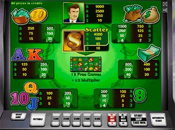 Игровой автомат The Money Game - фото № 6
