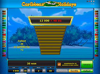 Игровой автомат Caribbean Holidays - фото № 5