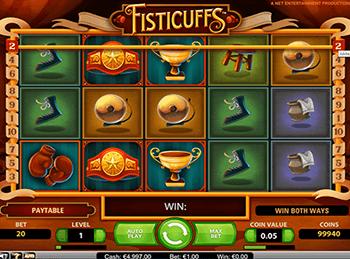 Игровой автомат Fisticuffs - фото № 4