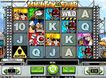 Игровой автомат Demolition Squad - фото № 4